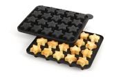 Moule silicone 20 étoiles cake-pops