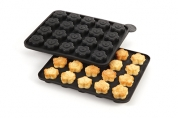 Moule silicone 20 fleurs cake-pops