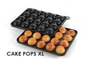 Moule silicone 20 grosses boules cake-pops