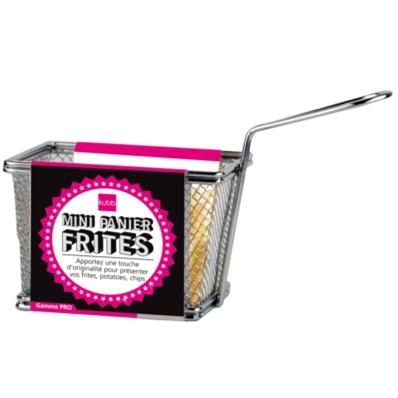 Mini panier à frites X1