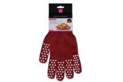 Gant Anti-chaleur 100% coton rouge